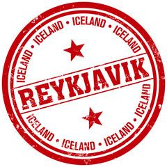 reykjavik stamp