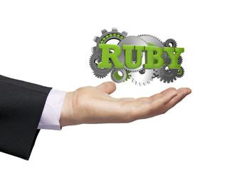 ruby businessman