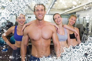 Handsome instructor is popular with the ladies