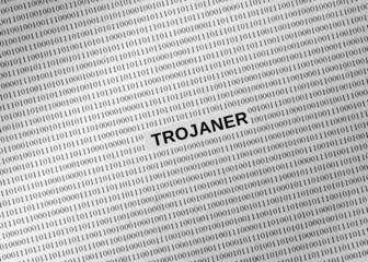 binary code/trojaner