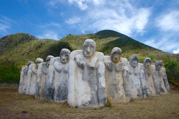Memorial de l'Anse caffard Martinique 08