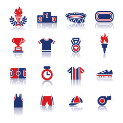 Olympics Color Icons