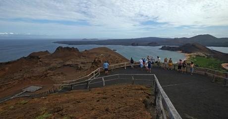 tourisme aux Galapagos