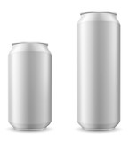 can of beer vector illustration