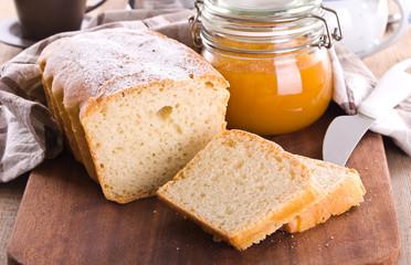 Sweet bread.