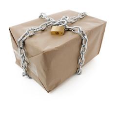 Safe parcel