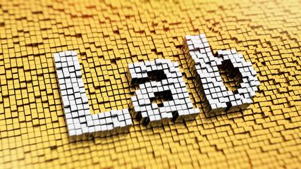 Pixelated Lab
