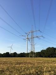 Energiewende in der Umwelt