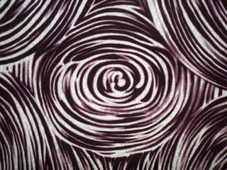 abstract motif textile