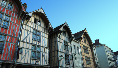Maison à Colombages Troyes en Champagne