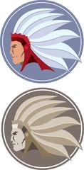 Native American Icon
