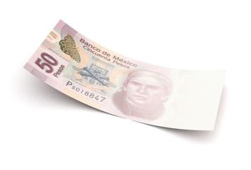 Recession Mexican Pesos