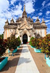 Gaw daw palin temple, Bagan, Mandalay, Myanmar