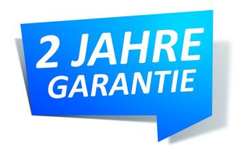 Web Element 2 Jahre Garantie
