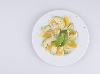 avocado orangen salat 4