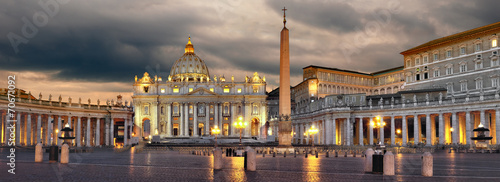 St. Peter's Square, Rome - 70671092