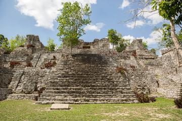 Kinichna ruins,Mexico
