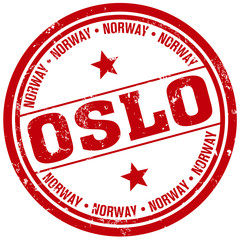 oslo stamp