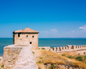 Ukraine, Odessa region. Belgorod-Dniester fortress , Akkerman fo