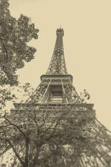 Eiffel vintage