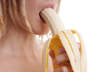 banana fellatio