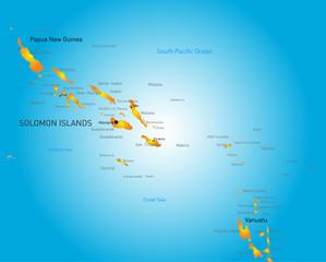 Soloman island