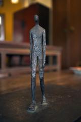 man human sculpture