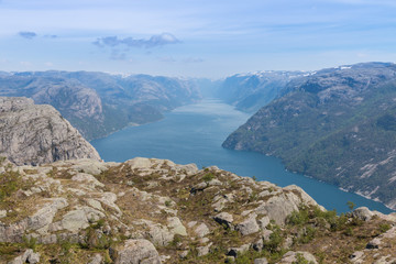 Lysefjord View