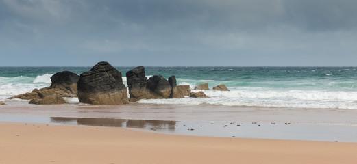 Sango Beach and Bay