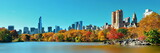 Fototapety Central Park Autumn