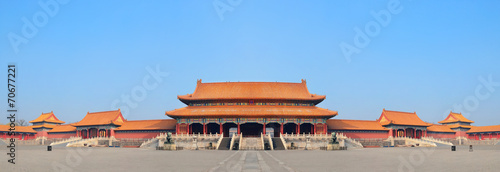 Forbidden City - 70677221