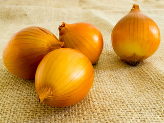Four onions