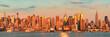Obrazy na płótnie, fototapety, zdjęcia, fotoobrazy drukowane : New York City skyscrapers