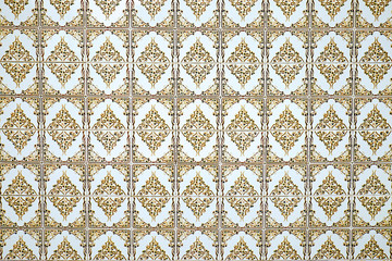 Beautiful old tiles of Portugal