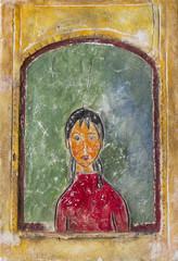 Homage to Modigliani