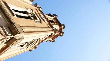 Campanario de la Iglesia de San Andrés del Palomar, Barcelona