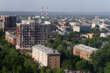 big russian city