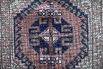Part of turkish carpet