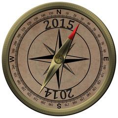 Bronce Kompass 2015