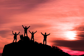 hedeflenen nokta ve başarma ruhu