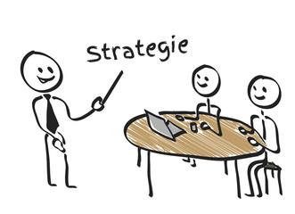 strategie besprechung