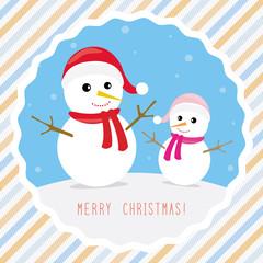 Merry Christmas greeting card5