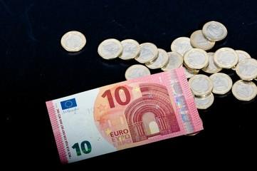 10 Euroschein neu