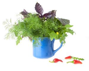 Bouquet for Salad