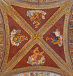 Padua - ceiling fresco in church San Francesco del Grande