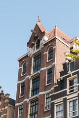 altes haus in amsterdam