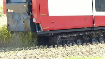 米の収穫作業の様子_4