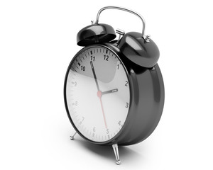 Retro Clock Alarm