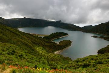 Lagoa do Fogo, maravilha açoreana