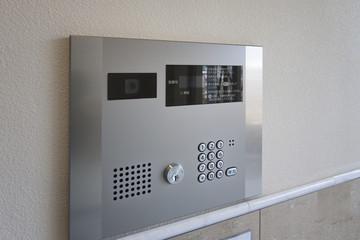 マンション(集合住宅)のインターホン-346